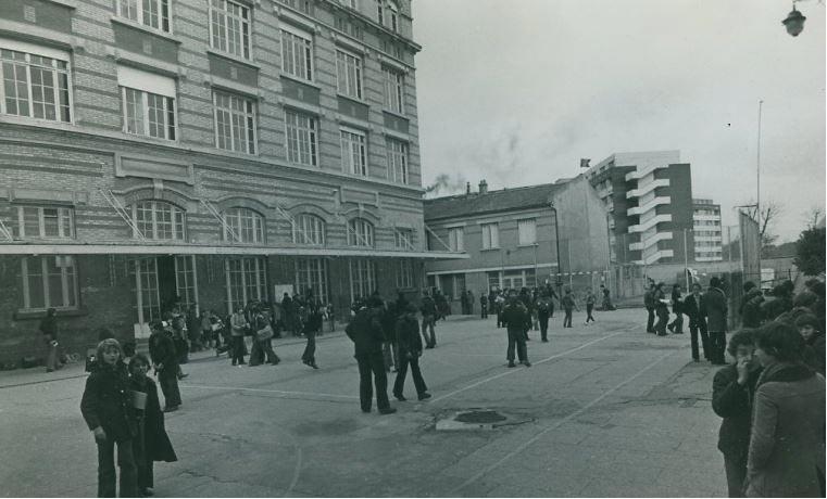 Lycée Notre-Dame-de-Boulogne LNDB histoire