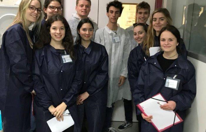 LNDB projet alpha sciences japon voyage culture échange CERN