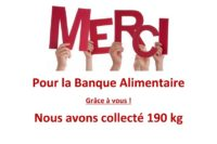 Merci Banque alimentaire