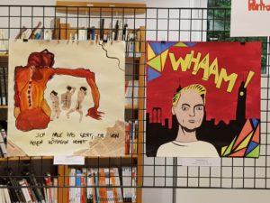 """Exposition : """"Le portrait de mon artiste peintre préféré »"""