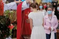 baptême Manon
